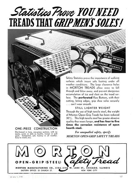 1941 Morton Manufacturing Company.