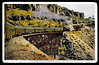 1915 Fred Harvey post card.<br /> <br /> Johnson Canyon, Arizona.