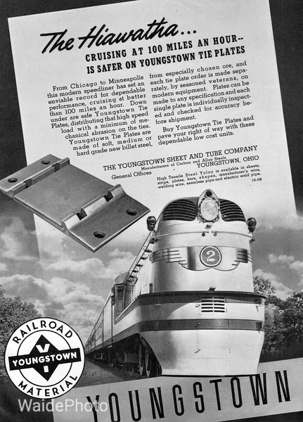 1939 Youngstown Sheet and Tube Company.
