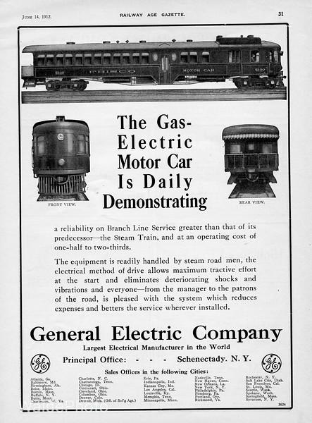 1912 General Electric.