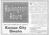 1899 Chicago, Burlington, & Quincy.