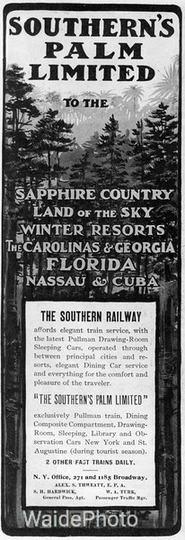 1900's (early) Southern Railway.
