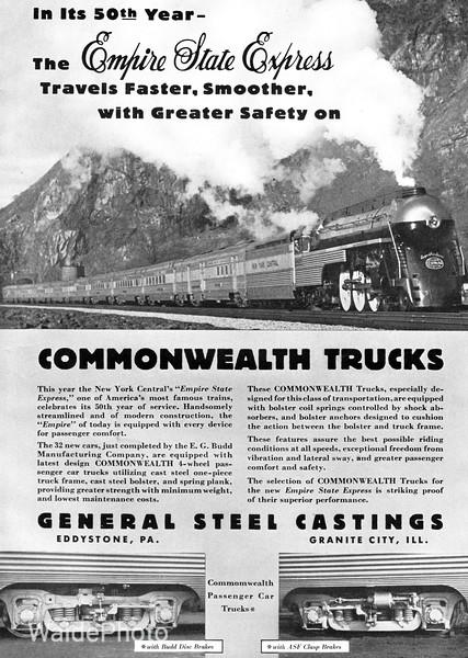 1941 General Steel Castings.