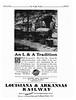 1929 Louisiana & Arkansas Railway.