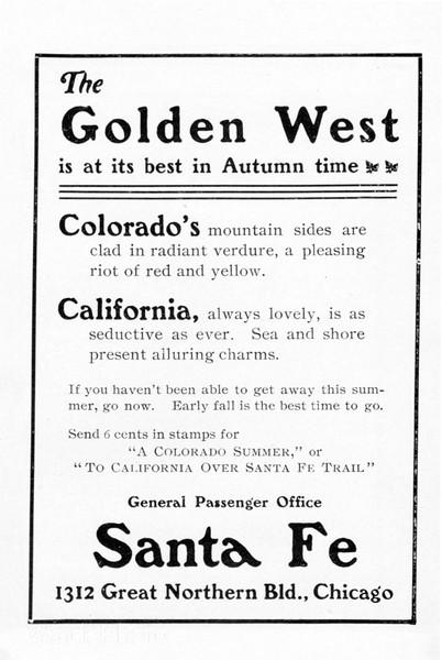 1903 Santa Fe.
