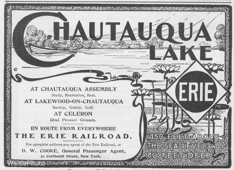 1903 Erie Raiway.