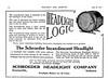 1917 Schroeder Headlight Company.