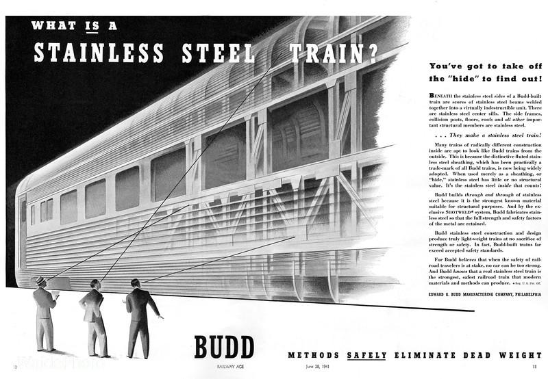 1941 Budd.