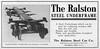 1906 Ralston Steel Car Company.