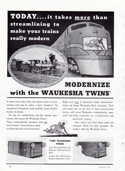 1939 Waukesha.