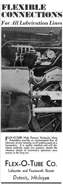 1941 Flex-O-Tube Company.