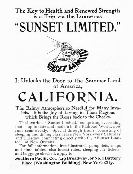 1899 Southern Pacific.