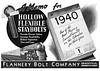 1940 Flannery Bolt Company.