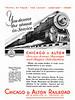 1931 Chicago & Alton Railroad.