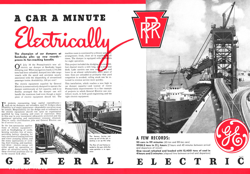 1940 General Electric.