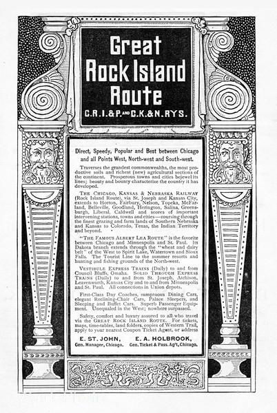 1888 Rock Island.