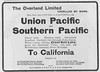 1900's (early) Southern Pacific.
