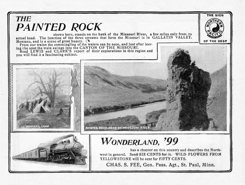 1899 Northern Pacific.
