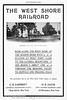 1905 West Shore Railroad.