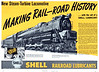 Waide Collection of Vintage Railroad Advertisements 1840-1949 :