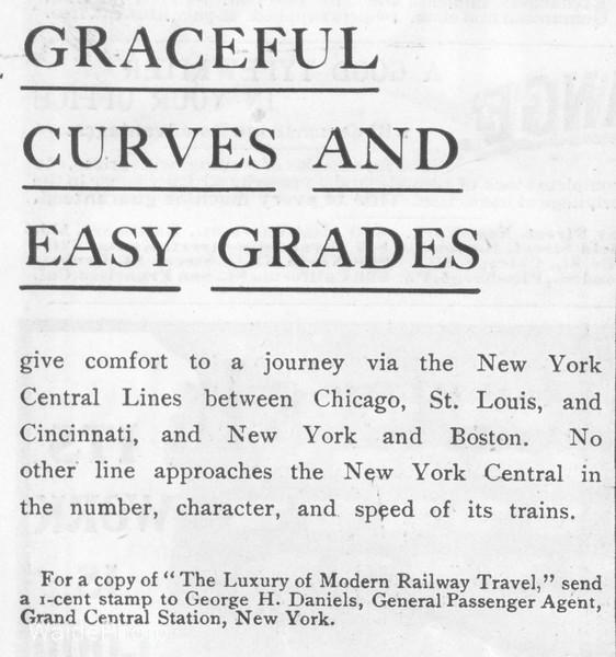 1900 New York Central.