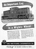 1944 Baldwin Locomotive Works.