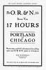 1907 Oregon Railway & Navigation Company.