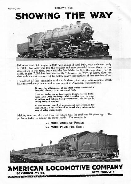 1922 Alco.