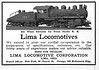 1914 Lima Locomotive Corporation.