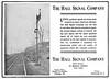 1911 Hall Signal Company.