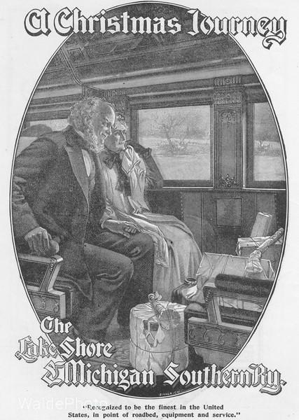 1898 Lake Shore & Michigan Southern.