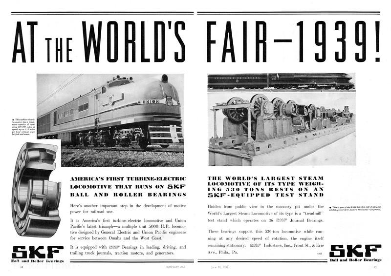 1939 SKF.