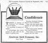1923 American Arch Company.