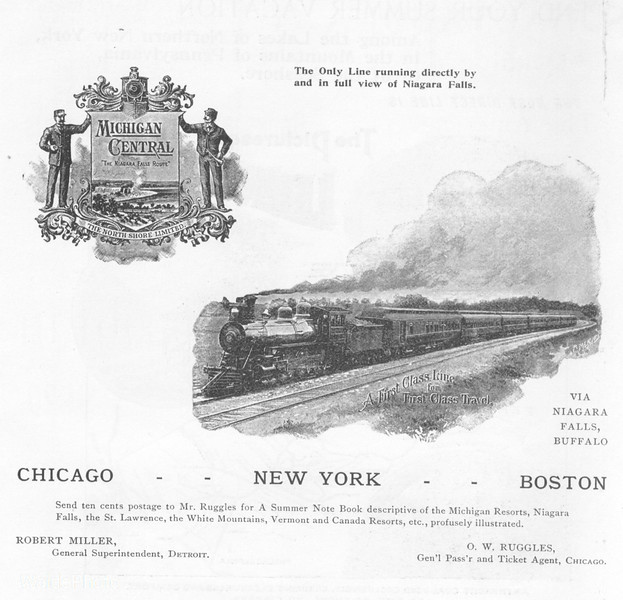 1895 Michigan Central.