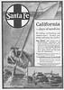 1900's (early) Santa Fe.