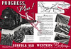 1940 Norfolk & Western Railway.