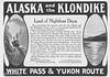 1906 White Pass & Yukon.