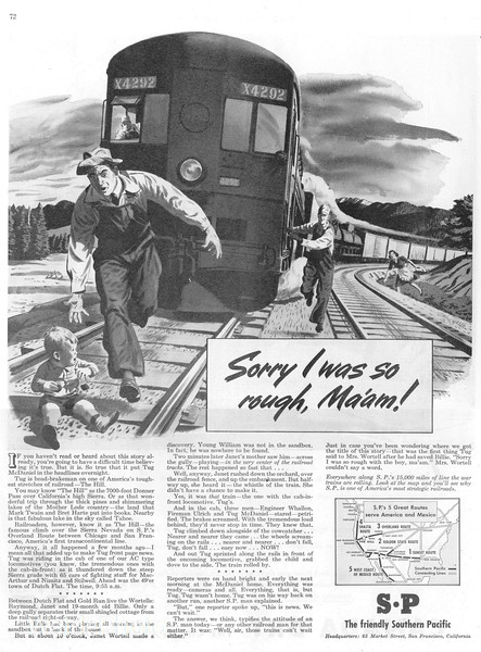 1940's Southern Pacific.