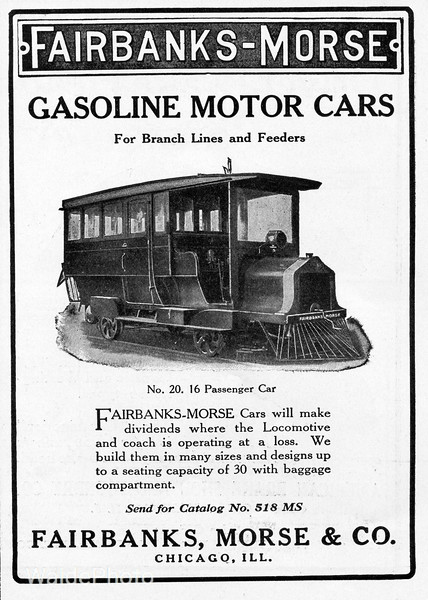1908 Fairbanks Morse,