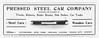 1905 Pressed Steel Car Company.<br /> <br /> Featured - Leetonia Railway Company.