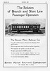1921 Bowen Motor Railways Corporation.