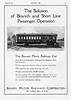 1921 Bowen Motor Railways Corporation.