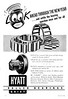 1941 Hyatt Roller Bearings.