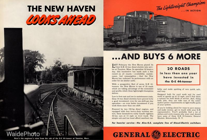 1941 General Electric.