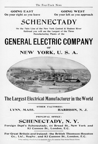 1903 General Electric.