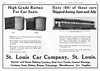 1911 St. Louis Car Company.