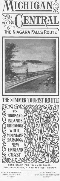 1899 Michigan Central.
