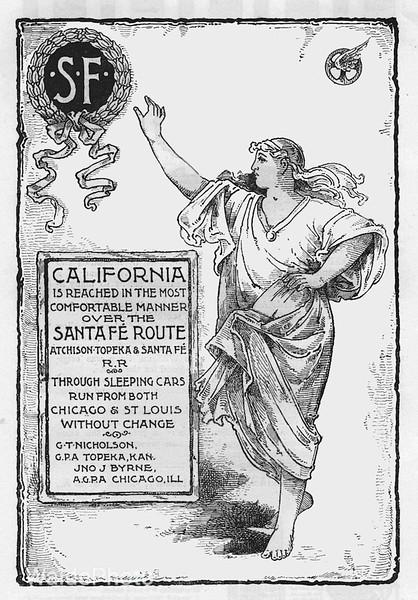 1890 Santa Fe.