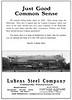 1905 (Circa) Lukens Steel Company.