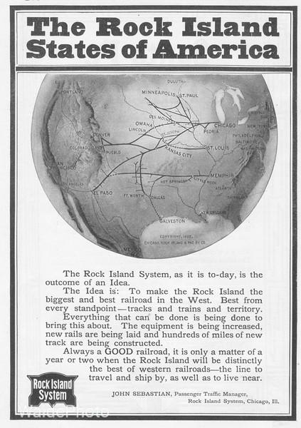 1903 Chicago, Rock Island, & Pacific.